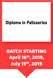 Diploma in Patisseries