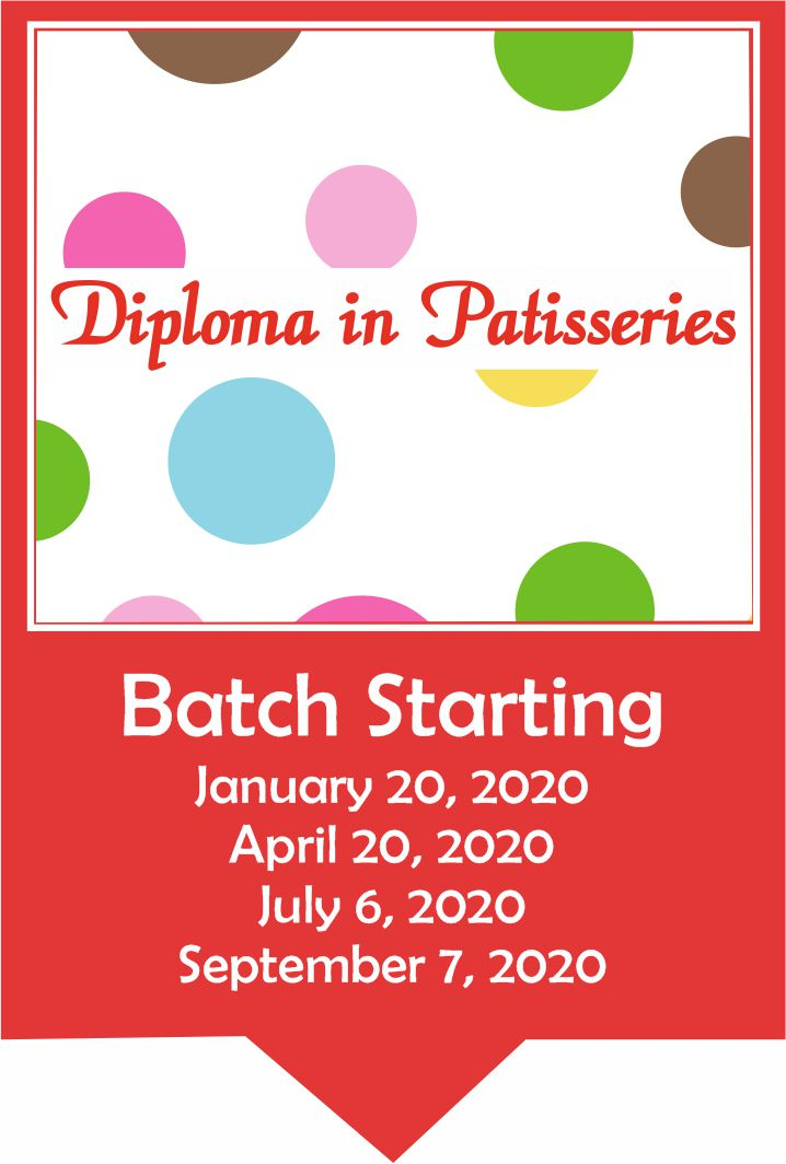 Diploma in Patisserie